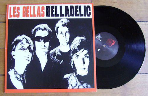 Les Bellas - Belladelic