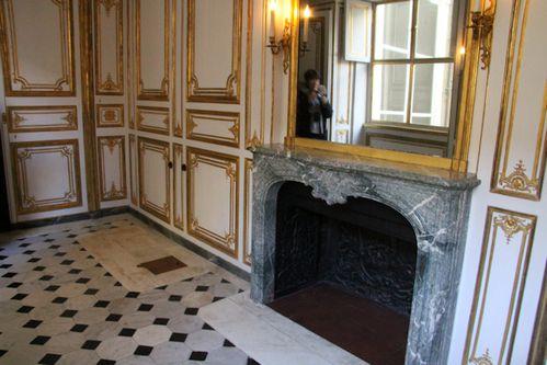 La salle des bains de louis xvi versailles passion for Salle de bain louis xv