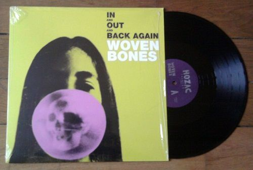 Woven Bones - In and out and back again