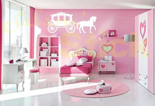 elegant great with stickers chevaux pour chambre fille with deco cheval pour chambre