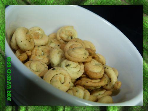escargots basilic