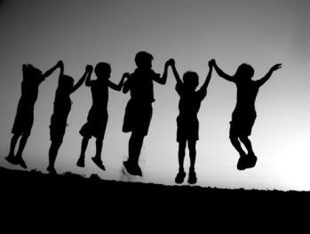 Friendship often starts early childhood