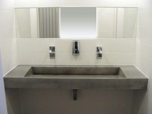 Plan Vasque Lavoir En Beton Balian Beton Atelier