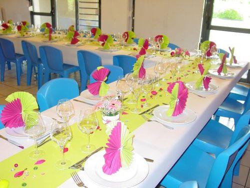 Decoration Table Anniversaire 40 Ans