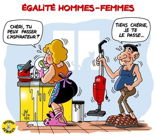 Résultat d'images pour égalité hommes femmes aujourd'hui