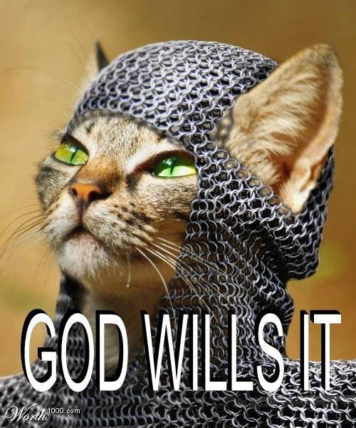 Dieu le veut