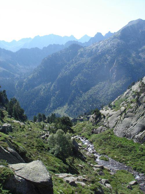 Pyrénées : Lacs de la Cardinquère:Embarrat (2078m)-Pourtet (2420m)-Nère (2309m) 20
