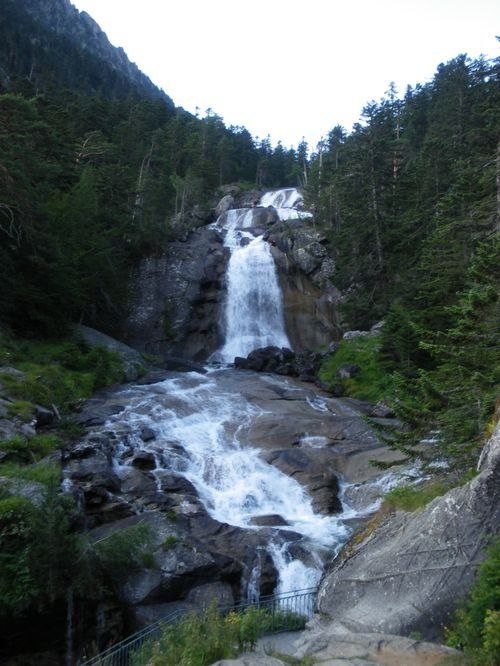 Pyrénées : Lacs de la Cardinquère:Embarrat (2078m)-Pourtet (2420m)-Nère (2309m) 2