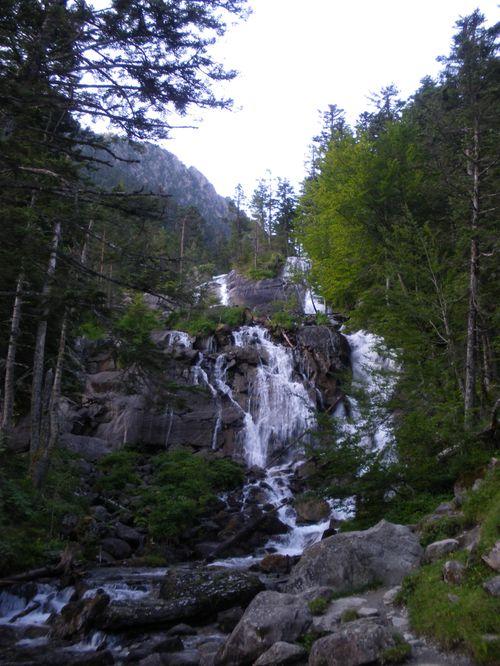 Pyrénées : Lacs de la Cardinquère:Embarrat (2078m)-Pourtet (2420m)-Nère (2309m) 3