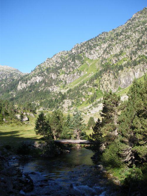 Pyrénées : Lacs de la Cardinquère:Embarrat (2078m)-Pourtet (2420m)-Nère (2309m) 6