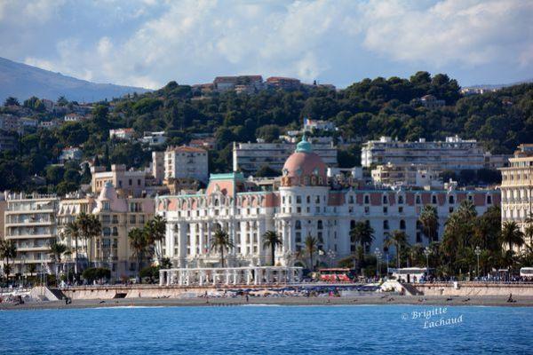 Hôtel Négresco à Nice