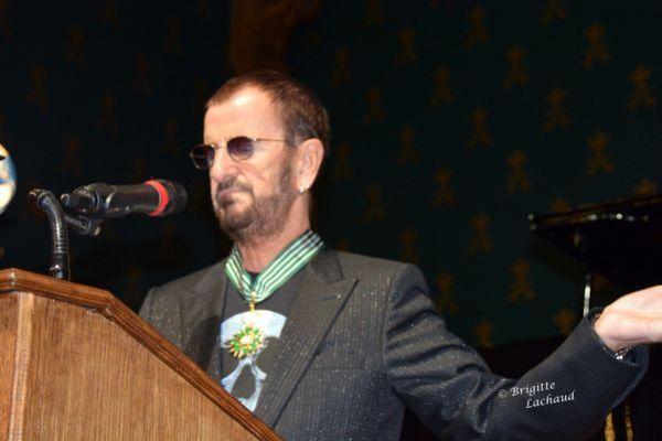 Monaco Ringo Starr au-musee