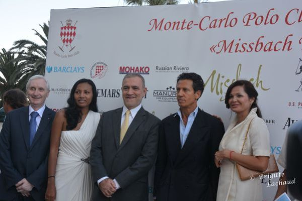 polo tournoi Monaco