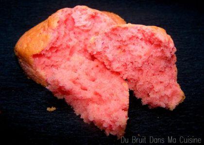 Muffins à la barbapapa ; régression dans l'enfance (Recette americaine) 3