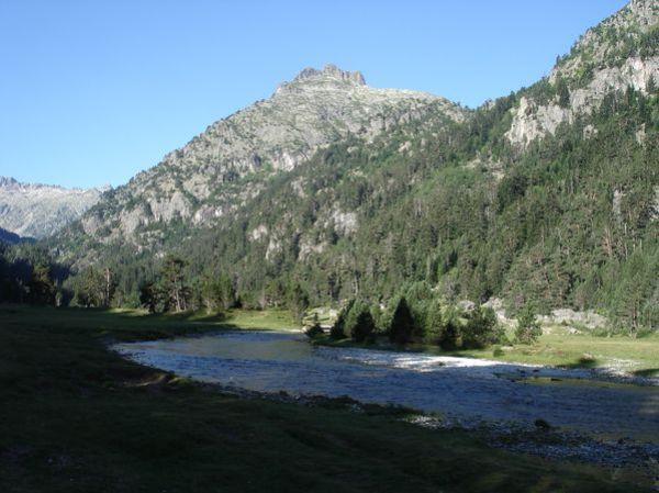 Pyrénées : Lacs de la Cardinquère:Embarrat (2078m)-Pourtet (2420m)-Nère (2309m) 8