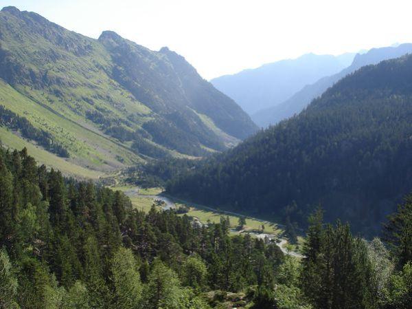 Pyrénées : Lacs de la Cardinquère:Embarrat (2078m)-Pourtet (2420m)-Nère (2309m) 14
