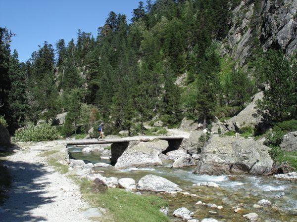 Pyrénées : Lacs de la Cardinquère:Embarrat (2078m)-Pourtet (2420m)-Nère (2309m) 57