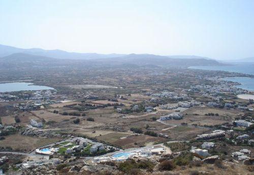 Naxos: Presqu'île de Prokopios et plage d'Agia Anna 15