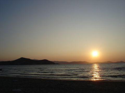 Naxos: Presqu'île de Prokopios et plage d'Agia Anna 24