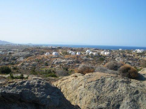 Naxos: Presqu'île de Prokopios et plage d'Agia Anna 9
