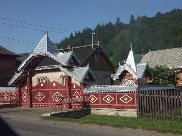 Les premiers monastères orthodoxes peints de Bucovine : Moldovitsa, Sucevita, Solé 6