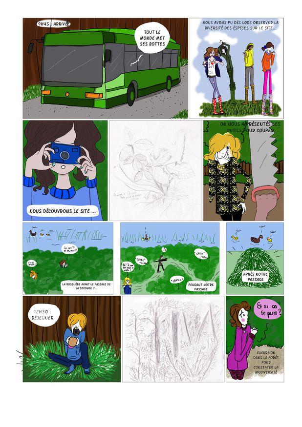 BD SVT page 2 décor