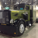 Truck Honors The Delta Raiders Overdrive
