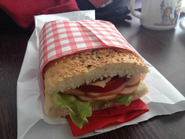 Boom's Sandwich Arad