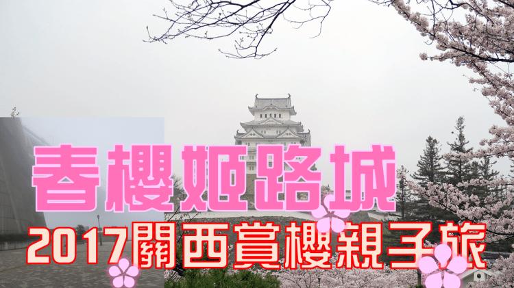 【日本.兵庫縣】姬路城春櫻細雨,不用花錢的奢侈風光