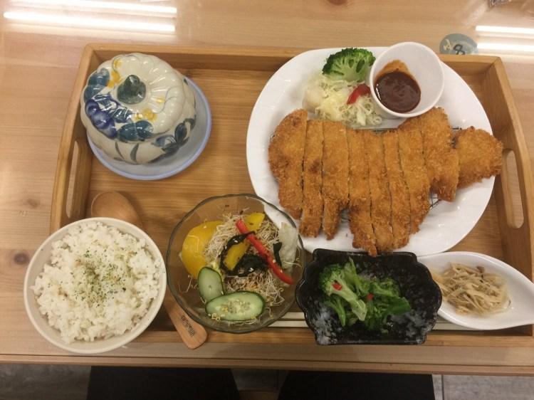 【愛吃府城】小知定食,CP值突破天際的日式定食店
