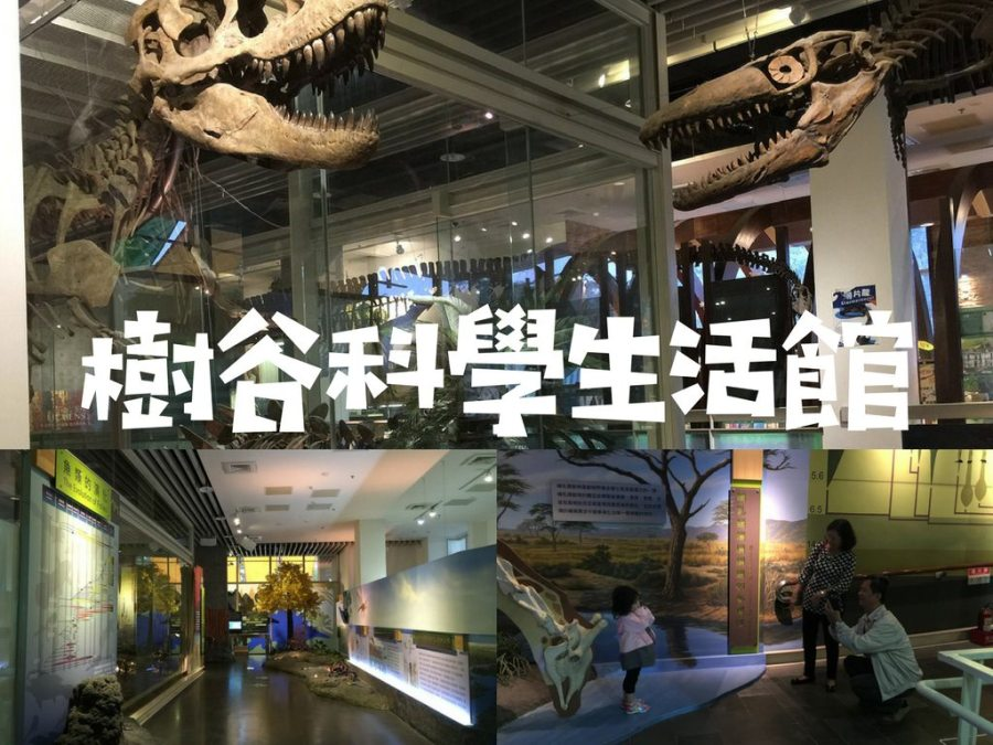 【愛遊府城】樹谷科學生活館,適合親子的台南漫遊秘景點