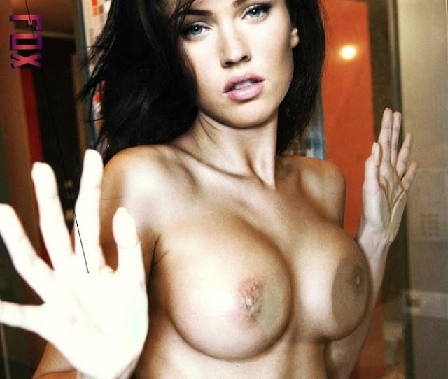 Megan Fox New Naked Leaked Image