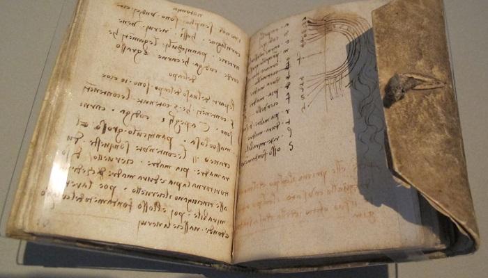 Leonardo Da Vinci - Codex Leicester