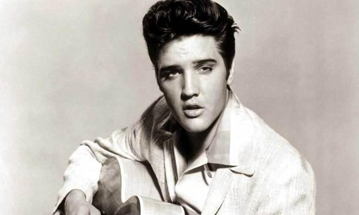 Müzik Dersinde Çuvallayan Elvis Presley!