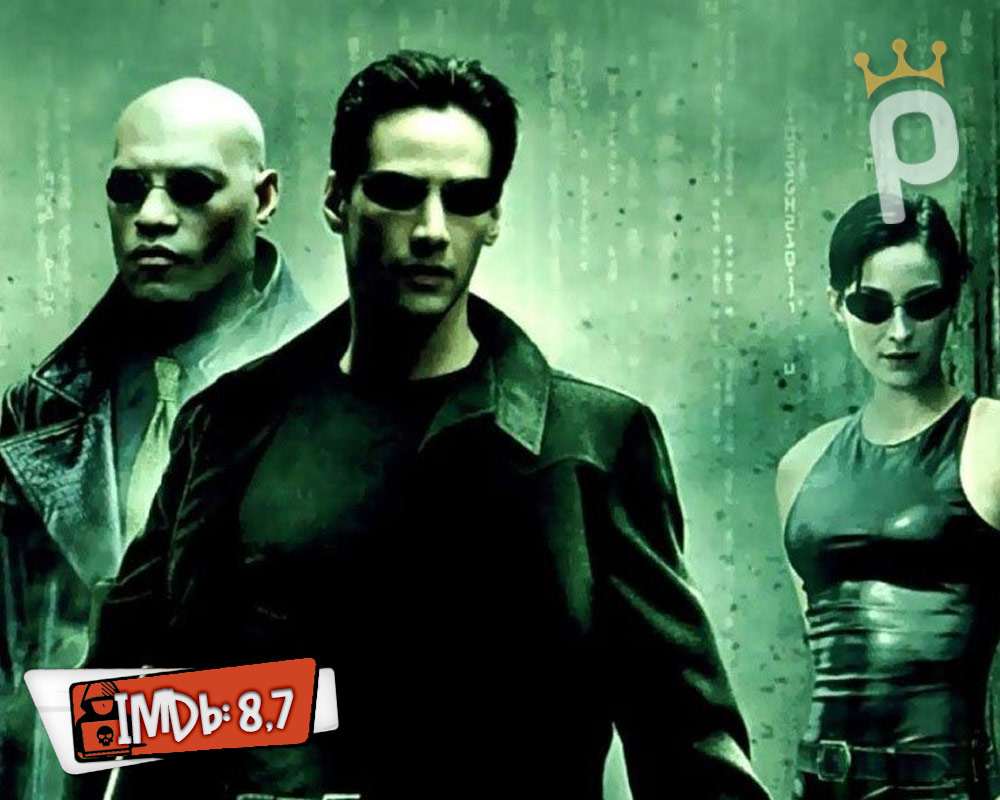 matrix - En Güzel Hacker Filmleri