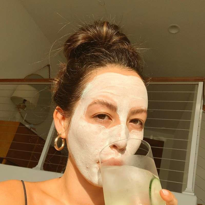 These Pure Beauty Glow Face Masks Were the Key to My Self ...