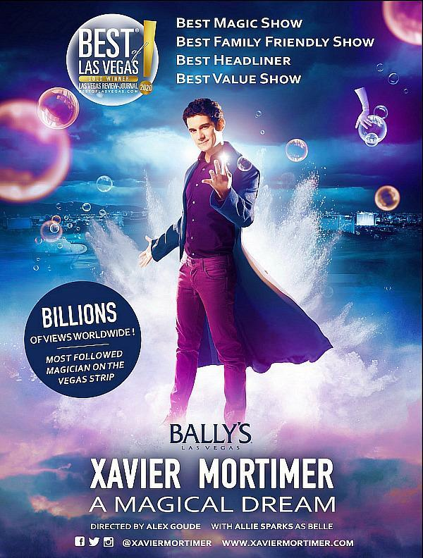 Xavier Mortimer – The International, Award-Winning ...