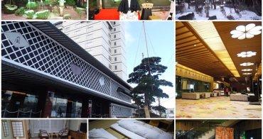 日本北海道 函館湯之川 啄木亭溫泉飯店 環境篇~阿一一北海道冬季賞雪之旅