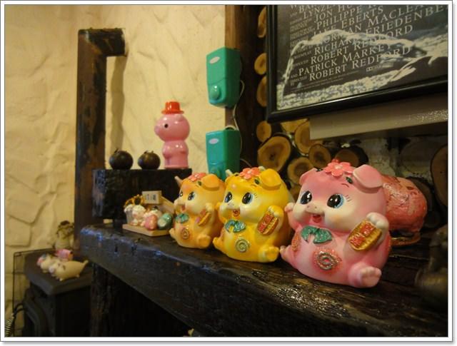 臺北三芝 楓葉大道&福德水車園區&三芝小豬~跨年連假來個賞楓小旅行 - 阿一一之食意旅遊