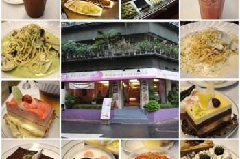 台北東區 JJ義式餐坊~由奢入儉難