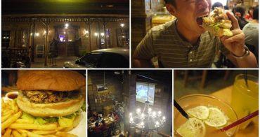 宜蘭冬山 牛仔驛站美式料理~大份量漢堡爽快吃