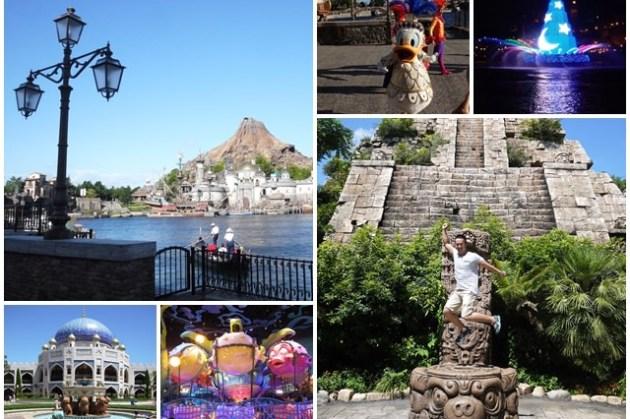 東京迪士尼海洋玩樂攻略 Tokyo DisneySea 善用FASTPASS~阿一一日本東京自助之旅
