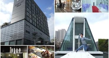 新竹 芙洛麗大飯店FLEURLIS 夢幻教堂&烘培坊(食尚玩家)~市區中的度假城堡