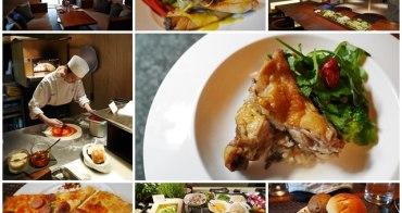 捷運大安站美食 台北慕軒 GUSTOSO 義大利料理 平日午間半自助Buffet~低調奢華,道道精緻