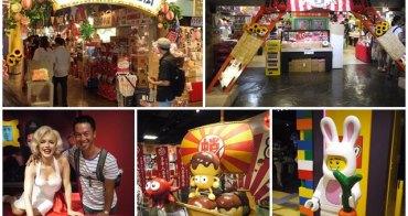 東京景點 DECKS 台場一丁目商店街/章魚燒博物館 好玩好吃好好逛~阿一一日本東京自助之旅