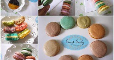 [廣宣]團購 Sweet Emily法式甜品 棉花糖馬卡龍&冰紛馬卡龍~原來這才是少女酥胸