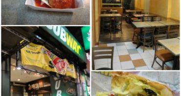 有特別的牛肉丸套餐~西門町 SUBWAY(武昌店)