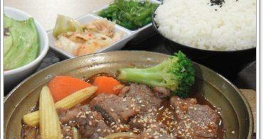 美食街也有好吃的日式定食~站前新光三越 久樂定食