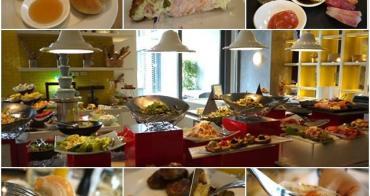 台北W Hotel the kitchen table 假日Buffet (下)~自然與創意激盪的火花
