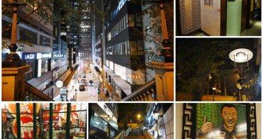 香港中環景點 都爹利街煤氣路燈/星巴克冰室角落 置身懷舊年代~阿一一香港自助之旅